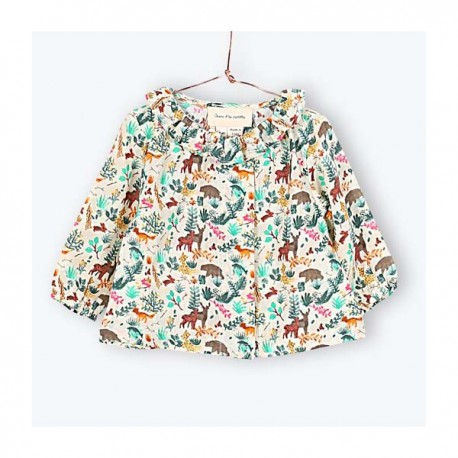 Camisa Forest Baby