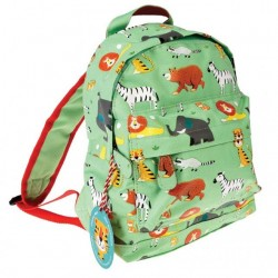 Mini mochila Animales Zoo