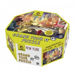 Puzzle Grand Tour Nueva York
