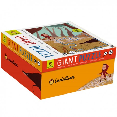 Puzzle Wonderful Gigante Caperucita