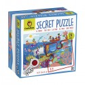 Puzzle secreto El Mar
