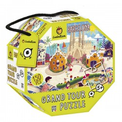 Puzzle Grand Tour Barcelona